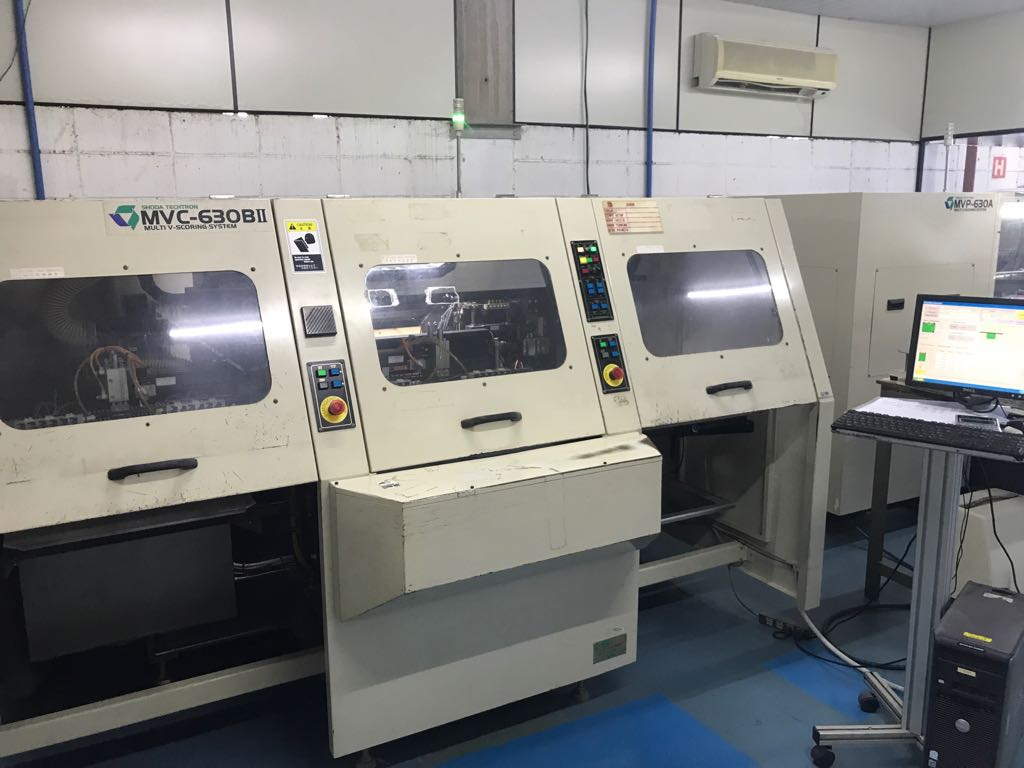 VINCADEIRA CNC