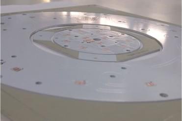 Circuito impresso Metalcore