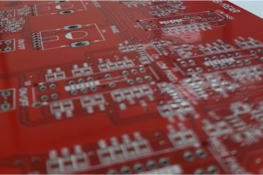 Placas de circuito impresso de amplificadores