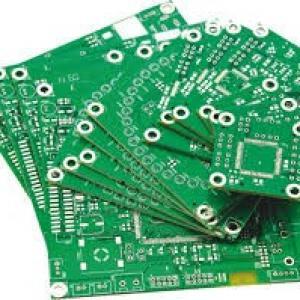 Confecção de placa de circuito impresso